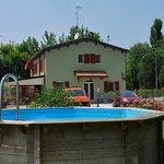 Vista piscina 2013