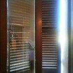 Stanza 128 - finestra del bagno