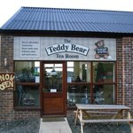 The Teddy Bear Tearooms at The Bear House serving delicious meals, cakes and treats