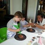Kids Club - Making Chocolate Eggs
