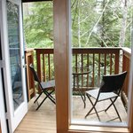 your own balcony right into Canadian nature