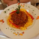 Famous Osso Bucco... no knife is needed