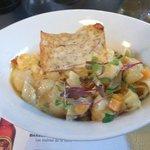 Macaroni Foie gras & truffles