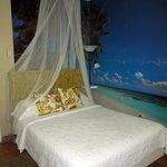 La Concha bed