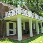 NC Wyeth home - no photos allowed inside