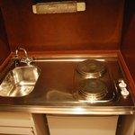 Hotplate stove
