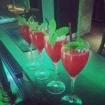 Caïpiroska Royale cocktail du mois