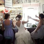 Malt Shop: local's wedding pics by Modern Photography