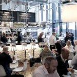 Manicomio Gutter Lane ground floor cafe/ deli