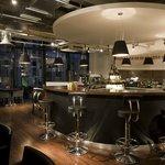 Manicomio Gutter Lane Roundhouse bar on second floor