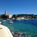 Hvar harbour walk