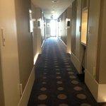 Otel koridoru