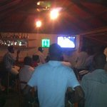 NBA finals at Ti Boukan