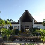 Jaguar Reef Entrance