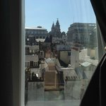 Liver Building from my room
