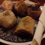 Pasteles libaneses (1€/unidad)