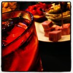 Aperitif with Negroni @ Basquiat caffe Palermo