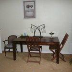 table du salon
