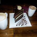 Chocolate Trinity