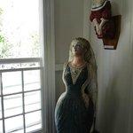 Refined 'ladies' - figureheads in Museum
