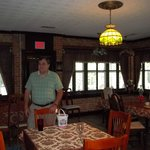 Ron in the Dining Room