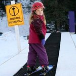 Sipapu offers 5 lifts, including the magic carpet in the base area. Perfect for beginners!