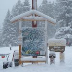 Sipapu is historically the first ski area to open and the last to close in New Mexico.