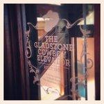 The Gladstone Cowboy elevator