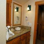 Bathroom in two bedroom property