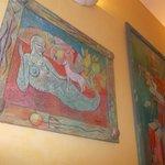 tempero - quadro pittore radicati