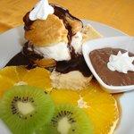 dessert de fruits