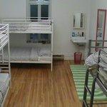 Spacious 8 Bed Dorm