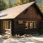 Visit our General Store in a 1911 Log Cabin