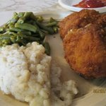 This is perfect fried chicken