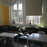 2nd floor lounge (adjoins kitchen)