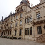 Palais Grand-Ducal - The facade