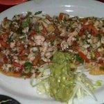 Good fish ceviche! Spicy!!!