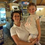 margrieta and my graddaughter