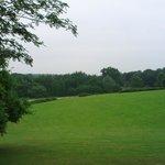 Lovely hotel grounds