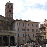 Piazza S.Maria in Trastevere