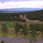 View from my room at La Quinta in Trinidad
