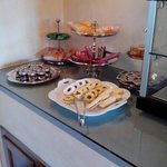Breakfast Buffet Treats