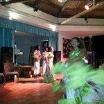 Sega dance night at pearle beach resort