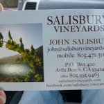 Contact Infor for Salisbury Vineyards