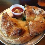 Greenville Version of the House Calzone