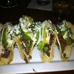 Taco appetizer