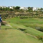 Golf at Parque de Florista