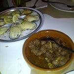 New Zealand Mussels and Salpicao