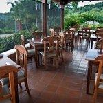 Terrace & Outdoor seating at Villas de Palermo