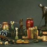 Auszug einzelner, hochwertiger Exponate des Museums